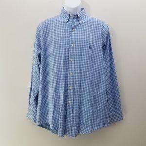 Ralph Lauren Size 16 34/35 Classic Fit Button Down